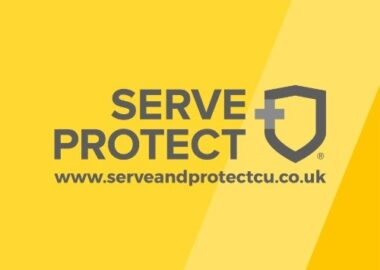 Serve and Protect Logo
